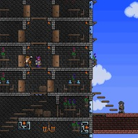 Terraria: Minecraft RPG in 2D?