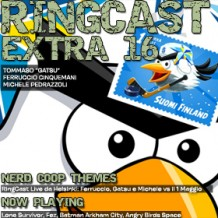 RingCast Extra 16