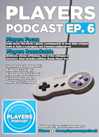Players Podcast Episodio 4